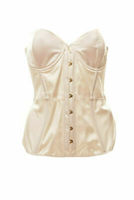 £158.92 • Buy Agent Provocateur Provocative Women Intima Mercy Corset Ivory Size XL