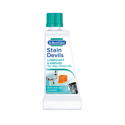 £3.95 • Buy STAIN DEVILS - Lubricant And Grease - Tar Wax Oil Soot Ash Petrol Diesel Remover