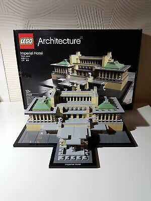 £119.99 • Buy LEGO Architecture Imperial Hotel (21017)