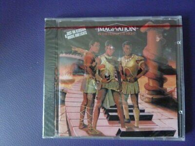 £9.08 • Buy Imagination + CD + In The Heat Of The Night (1982)