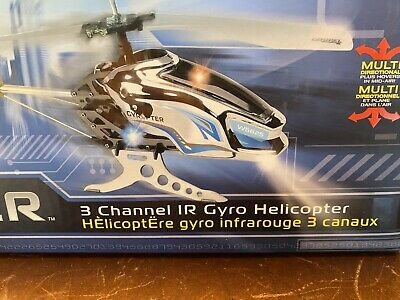 £57.91 • Buy PROPEL Model #15021 RC Gyropter 3 Channel IR Gyro Helicopter – Brand New