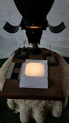 £120 • Buy Photographic Enlarger Made By Envoy With Lens And Bulb In Good Working Order