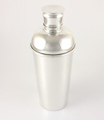 £195 • Buy 3 Part Vintage Silver Plate Cocktail Shaker. Art Deco Charles S Green & Co C1930