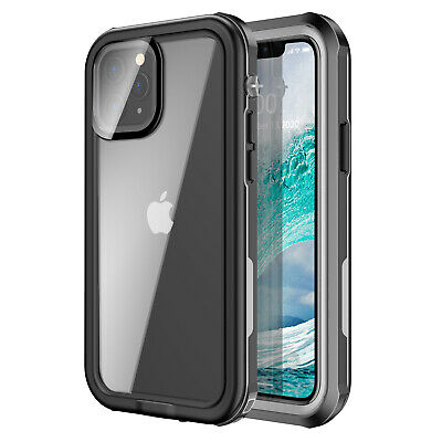 AU37.99 • Buy Case For IPhone 12 11 Pro XS X 8 7 6s Full Body Protection Cover 360 Waterproof