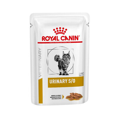 £42.47 • Buy Royal Canin Urinary S/O Vet Health Nutrition Cat Food 48 X 85g Wet Morsels