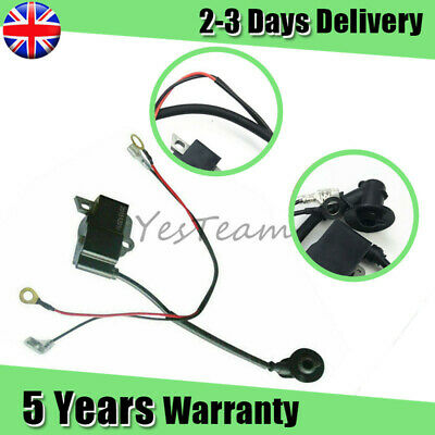 £12.99 • Buy OE QUALITY - Ignition Coil Module + Wire Fit For STIHL TS410 TS420 Cut Off Saws