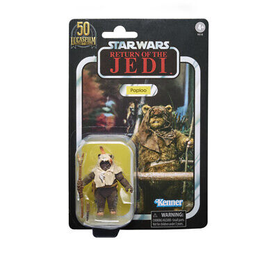 $ CDN33.12 • Buy Star Wars The Vintage Collection Ewok Paploo 3.75  Action Figure