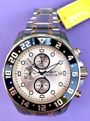£56.80 • Buy INVICTA Specialty Chronograph Rose Dial Men's Watch 15941