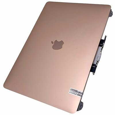 $479 • Buy 13  Apple MacBook Air Late 2020 M1 Gold Full Display LCD Assembly A2337 Grade A+