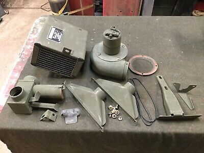$145 • Buy Military Truck M151a2 M151 M151a1 Mutt Heater Core Fan Defroster Parts Kit
