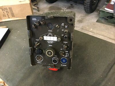 $125 • Buy Military Truck Jeep Radio  R-109 Receiver  Rt66 Rt-67 Rt-68 Grc