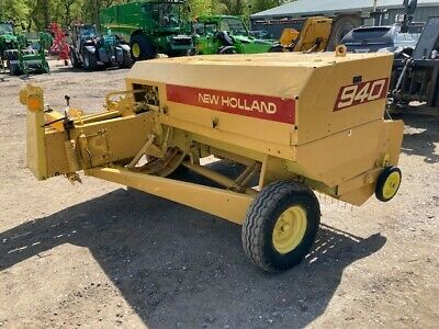 £3750 • Buy 1984 New Holland 940 Conventional  Baler 1.6 Meter Pick Up Twine Box