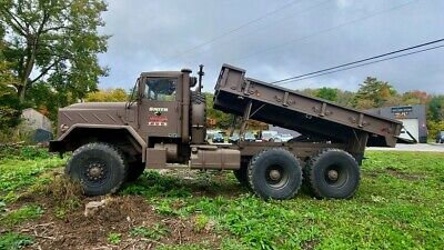 $24995 • Buy 5 Ton 6X6 BMY M923A2 Military Truck, With Dump Conversion, Ultimate Farm Truck