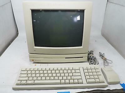 $299.99 • Buy Vintage Apple Macintosh Lc Desktop Computer W/ Monitor And Keyboard+mouse Tested