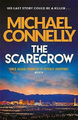 £2.75 • Buy The Scarecrow (Jack Mcevoy 2), Connelly, Michael, Excellent Book