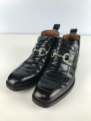 £128.67 • Buy Hawkins  43 Leather Black Size 43 Fashion Boots 1175 From Japan