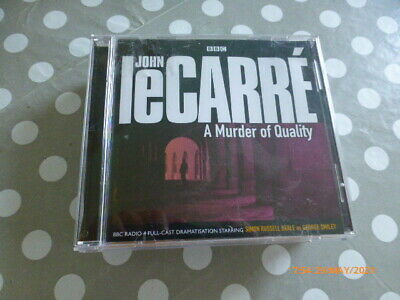 £3.99 • Buy A Murder Of Quality By John Le Carre (Audio CD, 2009)