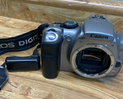 £14.51 • Buy Canon EOS Digital Rebel 300D, DS6041, Camera, Parts Or Repair, Strap With RC-1
