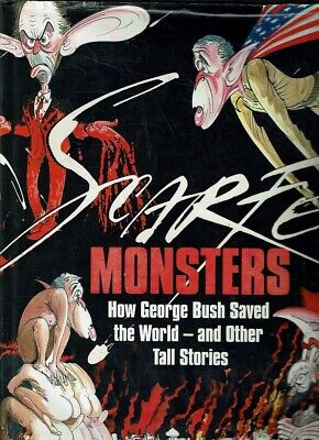 £24.54 • Buy Monsters By Scarfe Gerald - Book - Hard Cover - Art