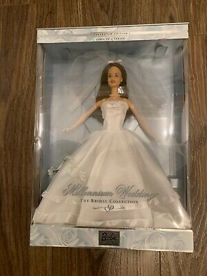 $39.99 • Buy Barbie Millennium Wedding Doll The Bridal Collection First In A Series 2000