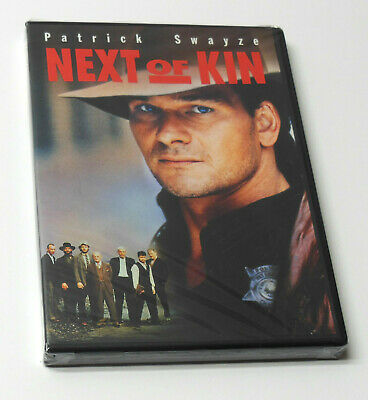 £8.48 • Buy NEXT OF KIN 1989 DVD RARE OOP BRAND NEW SEALED VG FAST SHIPPING Patrick Swayze