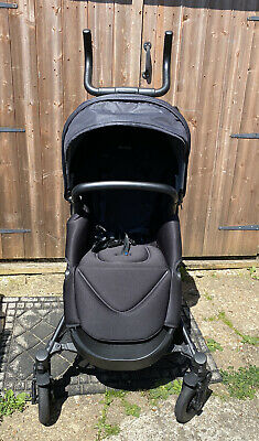 £135 • Buy Micralite Twofold Pushchair With Built In Toddler Buggy Board