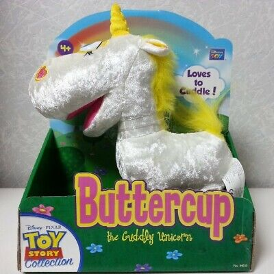 £596.22 • Buy Toy Story Collection Buttercup Plush John Lasseter With Signature Certificate