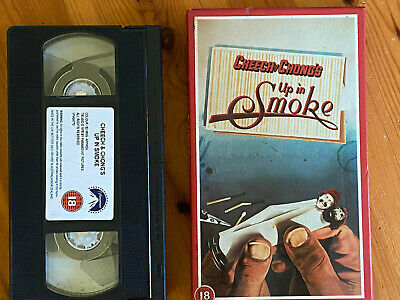 £9 • Buy Cheech And Chong Up In Smoke RARE  VHS  Video Pre Owned