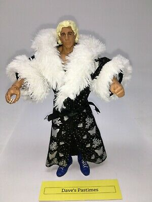 $44.97 • Buy Mattel WWE Elite Legend Ric Flair Defining Moments Figure With Black Robe M1