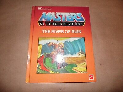 $24.99 • Buy Masters Of The Universe Golden Book Hardback The River Of Ruin 41 Pgs. 10 X 8