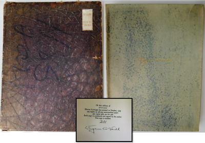 £99.23 • Buy Eugene O'Neill, DYNAMO The 1929 Signed Limited Edition, First Edition