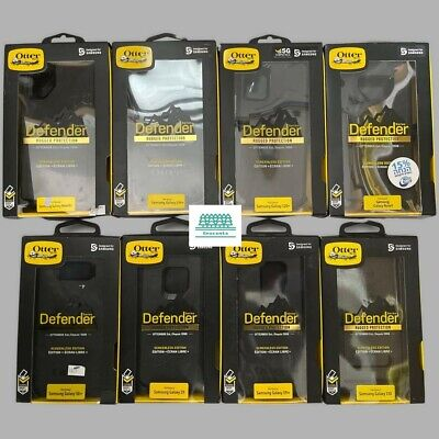$ CDN36.44 • Buy Otterbox Defender Case For Samsung Galaxy S8,S9,S10,S20/Plus/ Note 8,9,10,20