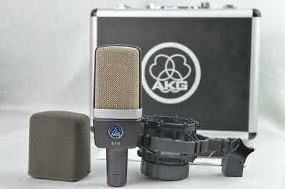 £356.15 • Buy Stock Akg C214 Condenser Microphone Single-Directional Version Of The C414Xl2