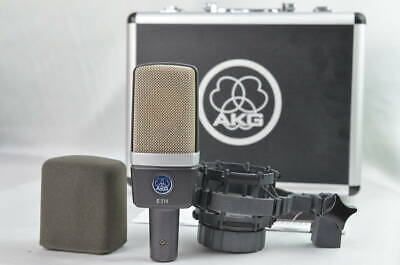 £381.49 • Buy Stock Akg C214 Condenser Microphone Single-Directional Version Of The C414Xl2