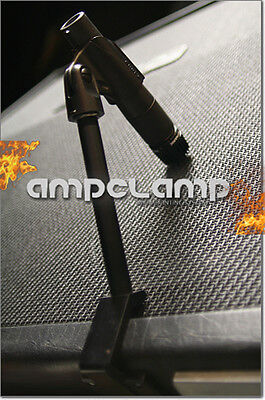 $ CDN33.99 • Buy AmpClamp WT-PRO Guitar Amp Microphone Mount Holder, For Shure, Audix I5 Sm57 Mic