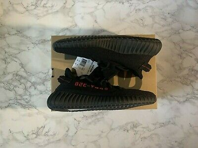 $ CDN515 • Buy Adidas Yeezy Boost 350 V2 Black Red/Bred 2020 - CP9652 - DS Size 9, 10.5 ,12