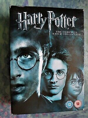 $ CDN25.72 • Buy Harry Potter: The Complete 8-Film Collection (DVD 2011) 8 Disc Set