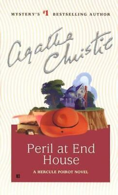 £3.86 • Buy Peril At End House [Hercule Poirot Mysteries] By Christie, Agatha , Mass Market