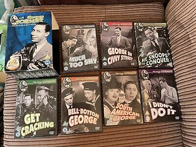 £8.50 • Buy The George Formby Film Collection Dvd Boxset