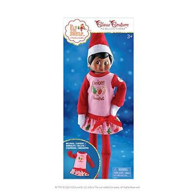 AU20.66 • Buy Elf On The Shelf Claus Couture Collection® Yummy Cookies Nightgown (No Elf)