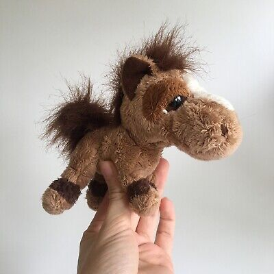 """£8.50 • Buy Russ Lil Peepers Horse Soft Toy Cuddly Plush Plushie Pony 5"""" Long"""