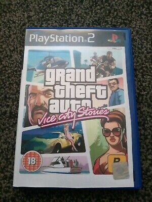 £10 • Buy Grand Theft Auto Vice City Stories Ps2
