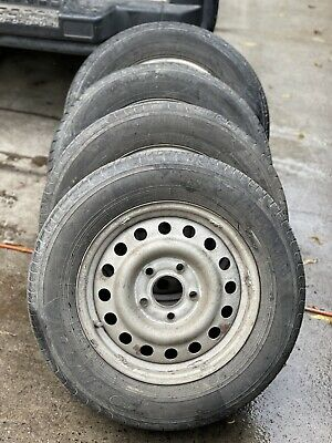 AU220 • Buy 15inch Holden Commodore Stock Wheels And Tyres / Stockies