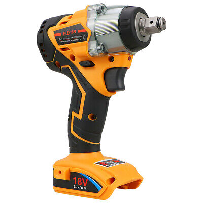 £58.89 • Buy Replace For Dewalt Drill 400Nm 18V Brushless 1/2in Cordless Impact Wrench