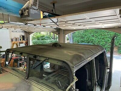 $300 • Buy HMMWV M998 FOUR MAN SOFT TOP COVER, CAMO, 12340676-31, 2540-01-450-4019 Used