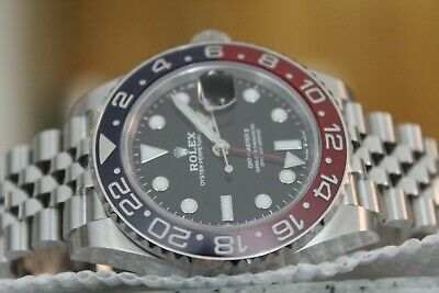 $ CDN27079.82 • Buy 2020 Rolex 126710 BLRO GMT Master II PEPSI BOXES + PAPERS! COMPLETE SET! WOW!!!!