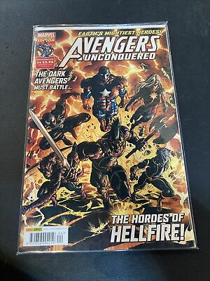 £1.95 • Buy Avengers Unconquered 24 November 2010