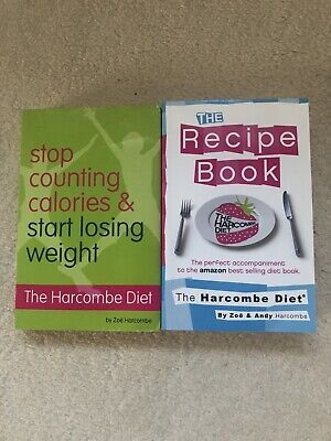 £1.80 • Buy The Harcombe Diet: Stop Counting Calories Start Losing Weight And Recipe Book