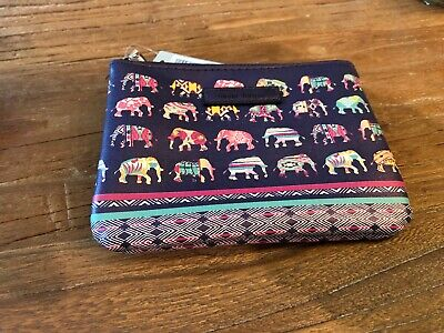 £5.50 • Buy Elephant Never Forget Purse From Accessorize