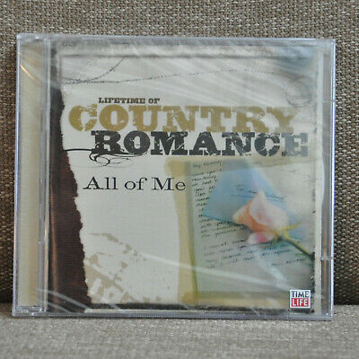 £5.66 • Buy Time-Life Lifetime Of Country Romance 2 CD Set New & Sealed All Of Me